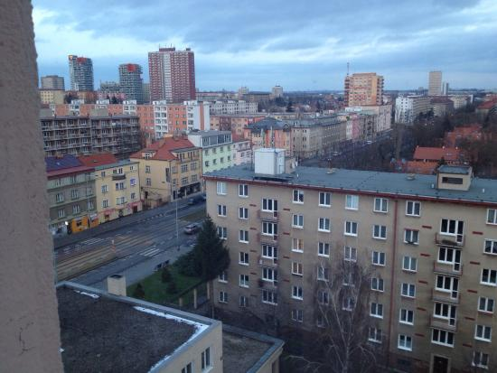 Fortuna City: Вид из окна с 5 этажа