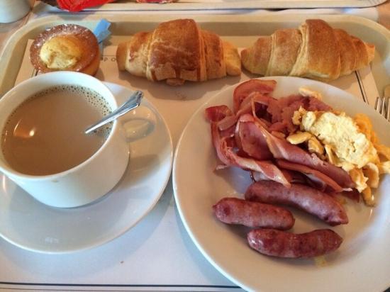 Dom Carlos Liberty Lisboa : Desayuno