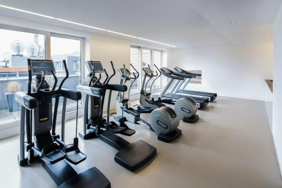 The Mandala Hotel Fitness
