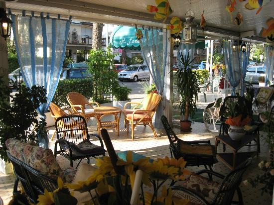 Terrazza Estiva Picture Of Hotel Lorenz Jesolo Tripadvisor