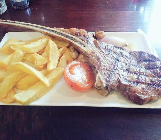 Owens Restaurant & Bar: 16oz Ribeye Steak