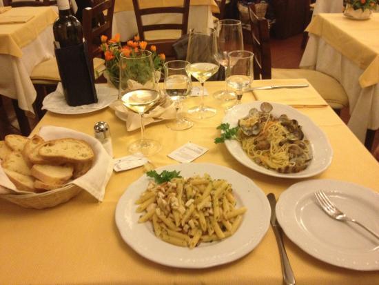 La Piazzetta: Primi piatti