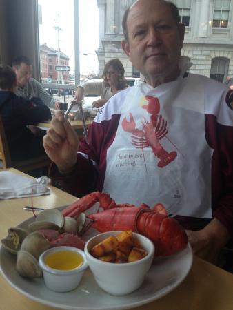 Old Port Sea Grill: I'm ready!