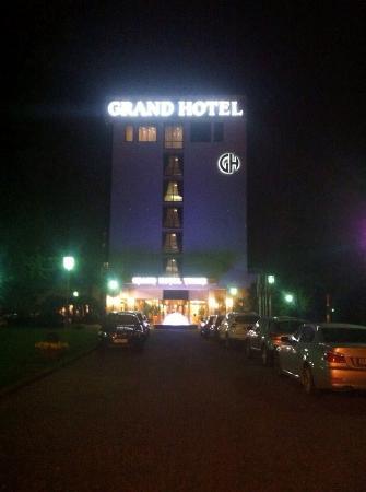 Grand Hotel Terme: …il notturno...