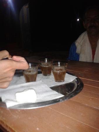 Caravane du Sud: thé sahraoui