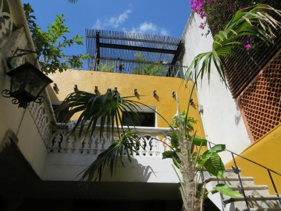 Luz En Yucatan: terrazzina