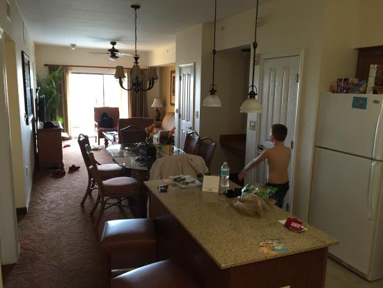 Our 2 Bedroom Suite Picture Of Floridays Resort Orlando Tripadvisor