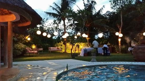 Hacienda Bali : BBQ nite