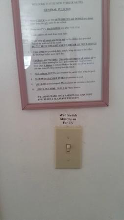New Yorker Motel: .
