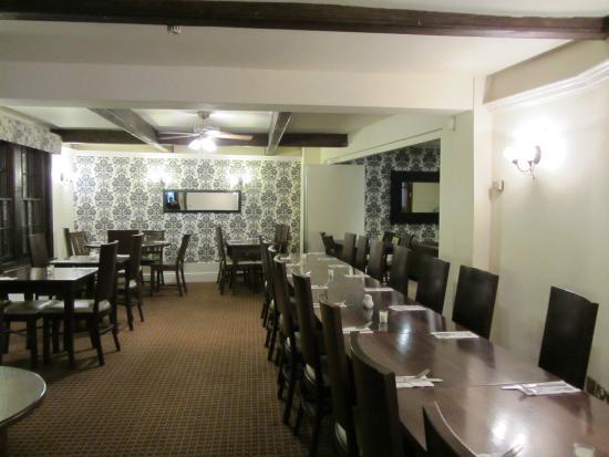 Pilgrims Hotel : Sala ristorante