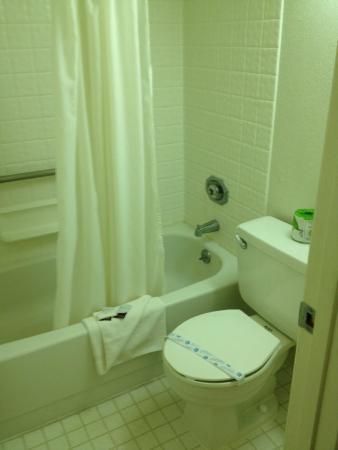 Mesa Inn Grand Junction: Ванная