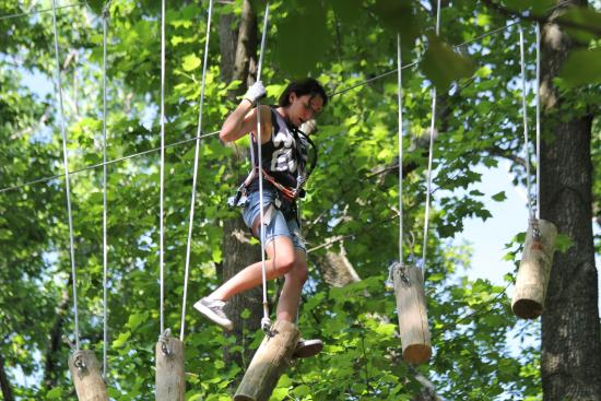 The Adventure Park at Heritage Museums & Gardens