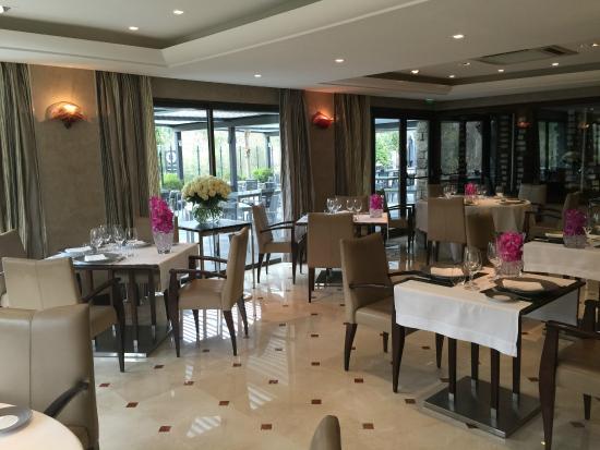 Hostellerie Des Gorges De Pennafort : Restaurant