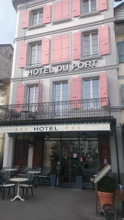 Hotel du Port: Fachada do Hotel