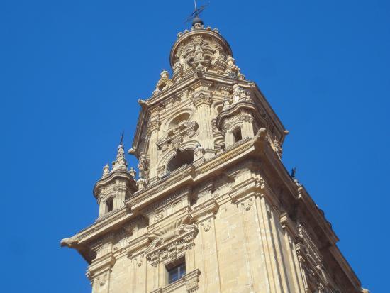Santo Domingo De La Calza Spain  city photos gallery : Foto de Catedral de Santo Domingo de la Calzada, La Rioja: Torre da ...