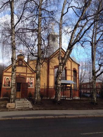 Church of the Holy Martyrs Nicholas and Alexandra