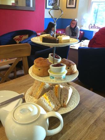 Charlie's of Windermere: Afternoon tea for two