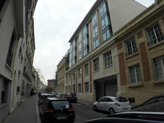 Garage photo de courtyard paris boulogne boulogne for Garage smart boulogne billancourt