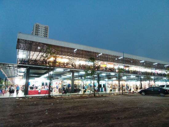 Asean Trade Night Market Hatyai
