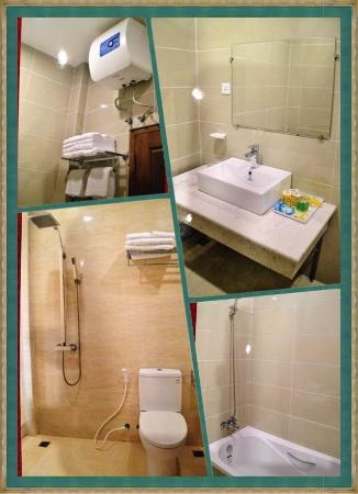 Hotel Myitkyina: Bathroom