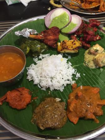 Authentic south indian food places travel guide on for Anjappar chettinad south indian cuisine