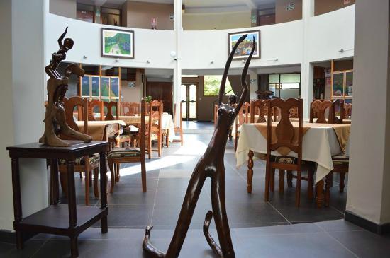 Hotel Inti Ñan: Comedor
