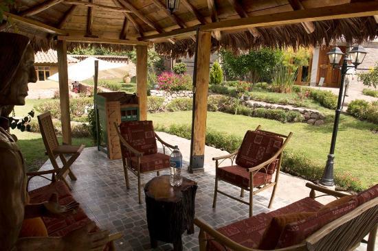 Hotel Inti Ñan: descanzo
