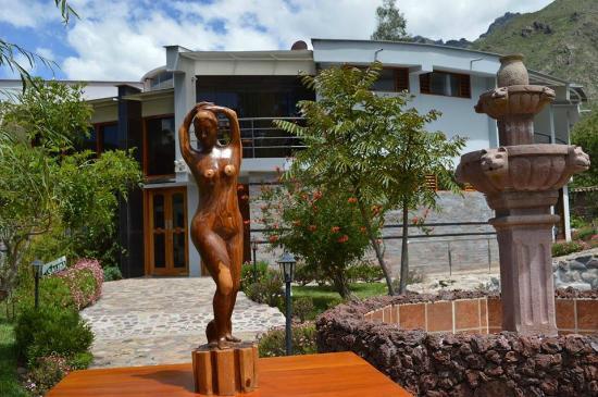 Hotel Inti Ñan: hotel