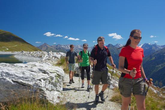 Hotel Alpin Spa Tuxerhof: Geführte Wanderungen