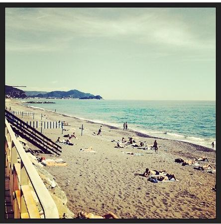 What are some popular places to stay around Liguria?