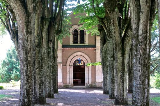 Saint Gildard Convent & Museum : St Joseph chapel