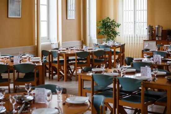 Saint Gildard Convent & Museum : restaurant