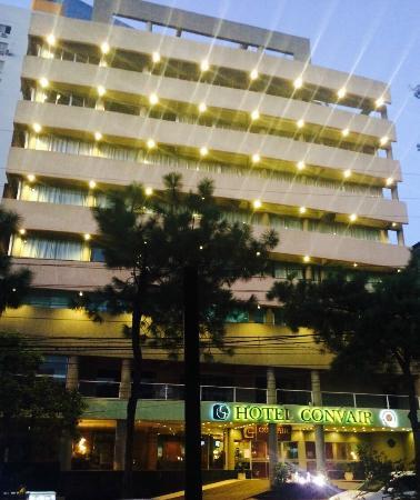 Hotel Convair: Fachada