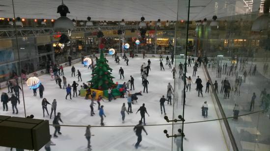 Kharkiv, Ukraina: Skating rink