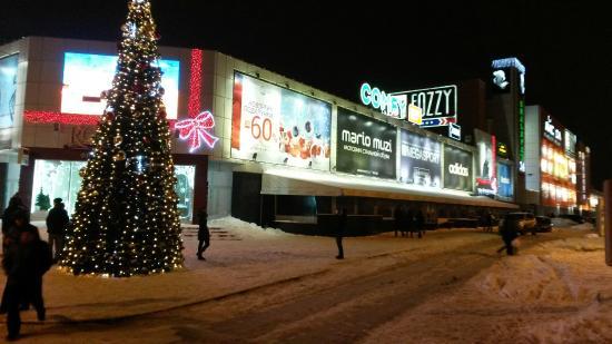 Dafi Shopping Center