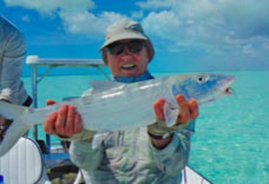 Mangrove Cay Club Bonefish