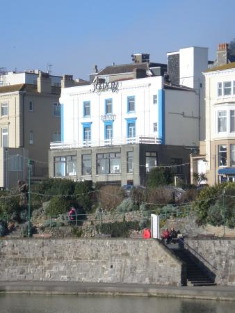 Savoy hotel updated 2017 reviews price comparison - Hotels weston super mare with swimming pool ...