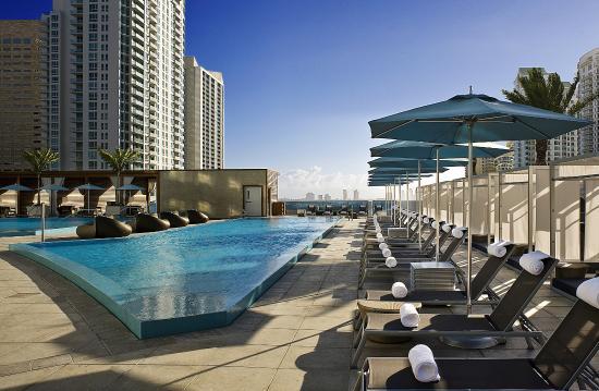 Kimpton EPIC Hotel: 16th Floor Pool Deck