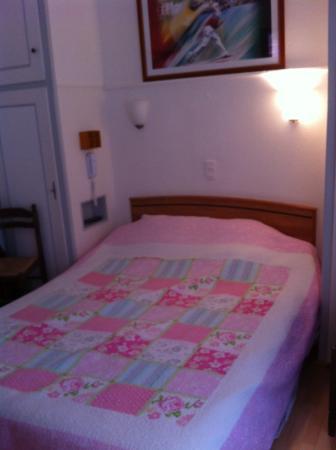 Hotel Le Magenta : Bonne literie