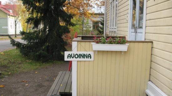 Onnenkukko Kahvila Ja Lahjapuoti