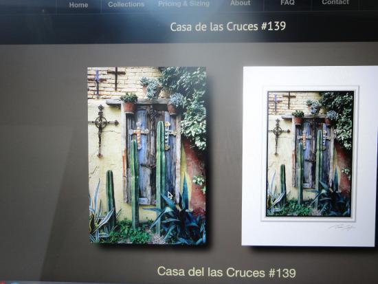 Las Cruces zavěsit