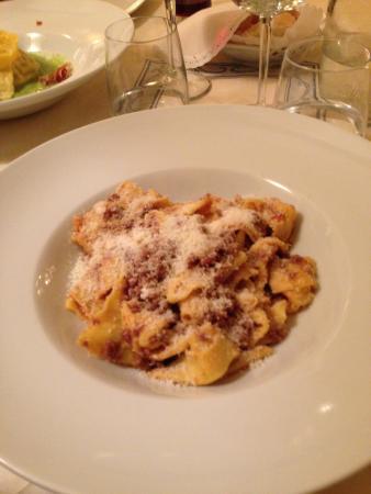 Primo piatto - Foto di Trattoria Donnini, Bagno a Ripoli - TripAdvisor