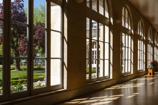 Convent corridor picture of espace bernadette nevers tripadvisor
