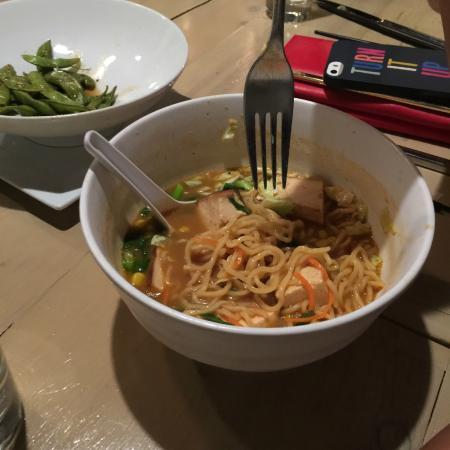 Shorewood, WI: Spicy Miso & Smoked Tofu Ramen