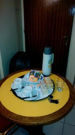 Exclusive Apart Hotel Mendoza: El fantástico desayuno que ofrecen