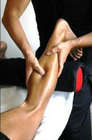 Blau Terra Sport Massage