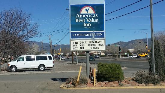 Americas Best Value Lamplighter Inn of Santa Fe