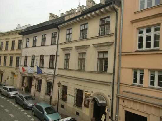 Ingo Aparthotel: Vista dalla camera
