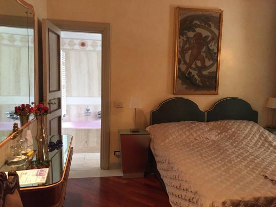 Residenza al Corso: Camera da letto