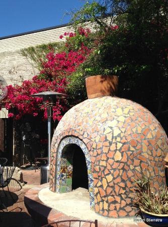 El Zocalo Mexican Grill: Outdoor patio